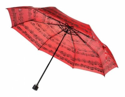 Anka Verlag Mini Umbrella Red/Black